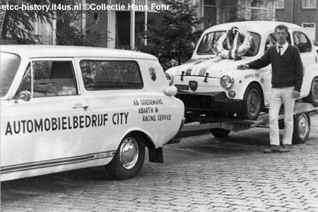 Pictures 1967 Zandvoort National