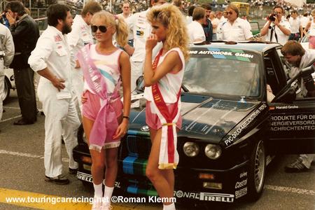 Make A Car >> Pictures - 1987 Norisring DTM