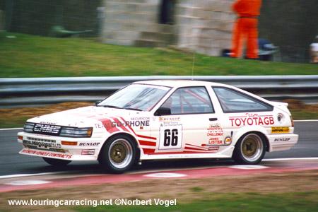 Pictures 1987 Oulton Park Btcc
