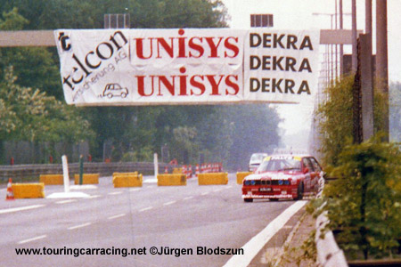 Racing In Car >> Pictures - 1989 ADAC Avus Rennen