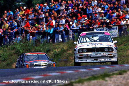 Racing In Car >> Pictures - 1992 Nürburgring 24h DTM support race